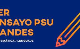 Ensayo PSU Universidad de los Andes